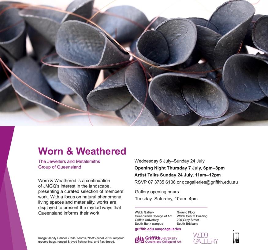 Worn & Weathered Invite
